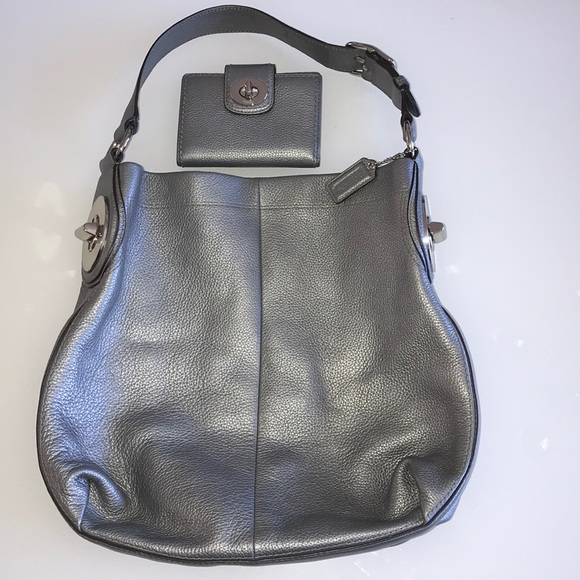 3f4bfb6694 ... promo code for coach silver giant turn lock hobo wallet 9dc1b 63daf